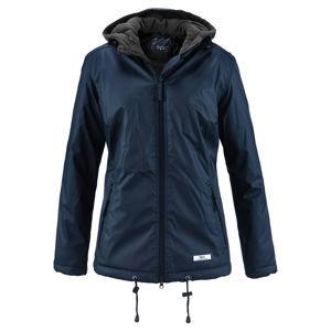 Enyhén vattázott téli kabát bonprix