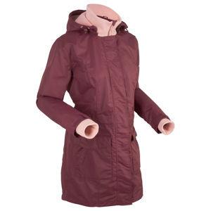Funkciós outddor kabát polár béléssel, enyhén vattázott bonprix