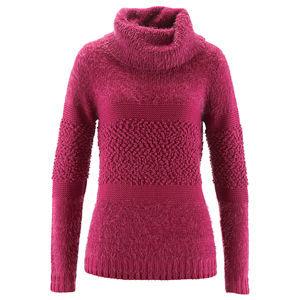 Garbó nyakú pulóver bonprix