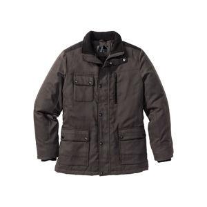 Gyapjú hatású téli kabát bonprix