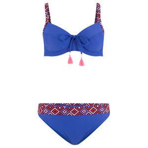 Kicsinyítő merevítős bikini (2-részes) bonprix