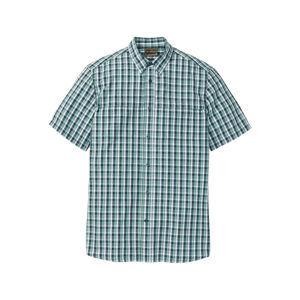 Kockás ing bedolgozott mellzsebbel bonprix