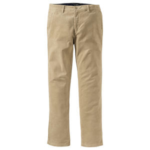 Kord chino nadrág Regular Fit bonprix