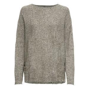 Kötött pulóver bonprix