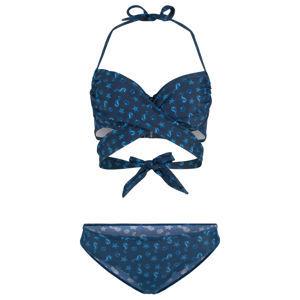 Merevítős bikini (2-részes) bonprix
