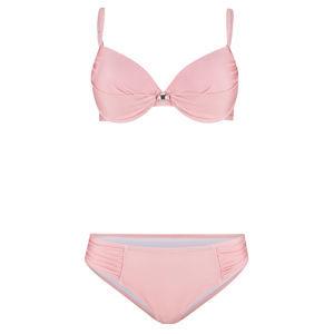 Merevítős bikini (2-részes szett) bonprix