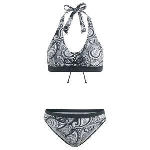 Nyakpántos bikini (2-részes szett) bonprix