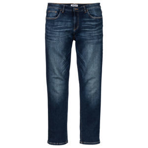 Power-sztreccs farmernadrág Slim Fit Straight bonprix