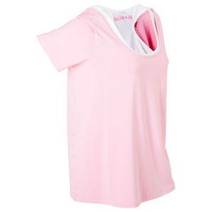 Sport-szett, póló rövid toppal - design by Maite Kelly bonprix