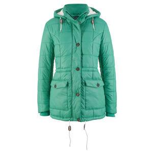 Steppelt kabát kapucnival bonprix