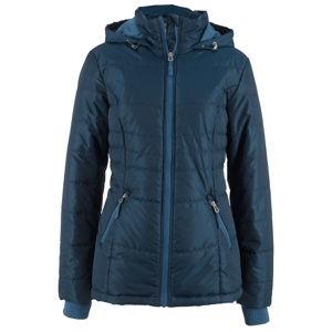 Steppelt kabát kontraszt cipzárokkal bonprix