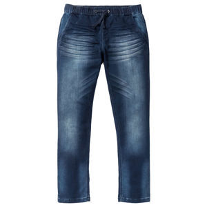 Szabadidős farmer Slim Fit Straight bonprix