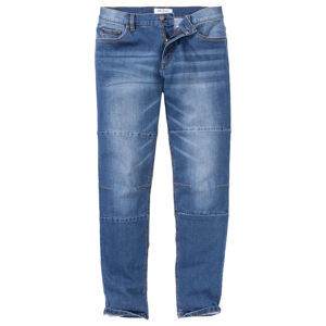 Sztreccs farmernadrág Regular Fit Tapered bonprix