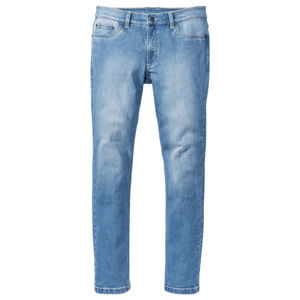 "Sztreccs farmernadrág ""Slim Fit Straight"" bonprix"