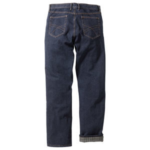"Thermo-farmernadrág ""Classic Fit"" bonprix"