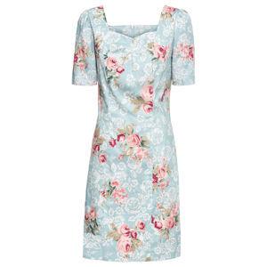 Virágmintás ruha bonprix